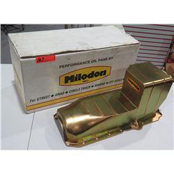 Milodon 31082 Performance Oil Pan (85+ SBC RH dipstick)