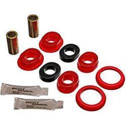 Energy Suspension 4.7101R C-Bushings & 4.3124R Axle Pivot Bushings