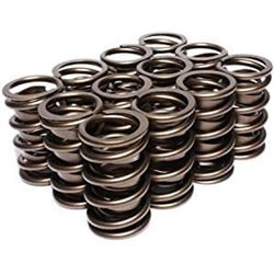 Comp Cams 986-12 Valve Springs Dual, 1.430 in. Outside Diameter, 296 lbs./in. Rate, 1.150 in. Coil B