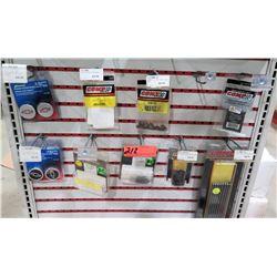 Multiple Misc Comp Cams Wear Plates, Pro Form Freeze Plug Inserts, etc