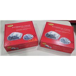 RPC Racing Power Company R5072X Alum Dana Diff Cover - 10 Bolt Set