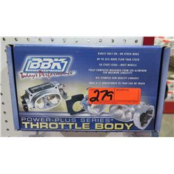 BBK Power Plus Series 1709 Throttle Body 98-02 GM Truck