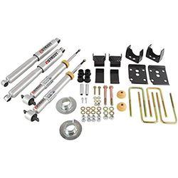 Belltech 1000SP Lowering Kit 2015 Ford F150