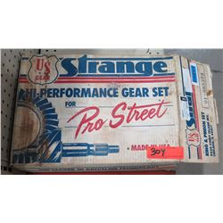 Strange Motive Gear 1885373 Pro Street Ring & Piston 3.73 ratio (97-13 Corvette), Retail $454