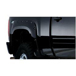 Bushwacker 21008-11 Cut Out Rear Fender Flares Black 83-92 Ranger, Retail $289
