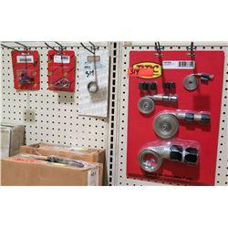 Multiple RPC Racing Power Company R6678BK Braided Hose Sleeving Kit, etc