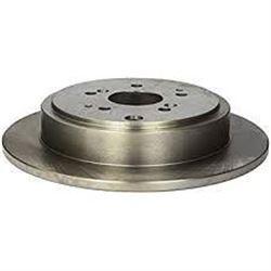 Qty 2 Ctek 121.44092 Standard Brake Rotor