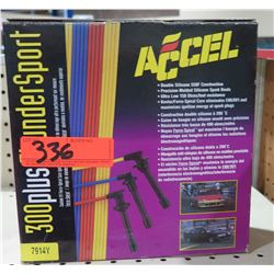 ACCEL 7914Y 8mm Ignition Wire Set Acura Type R/Gs-R
