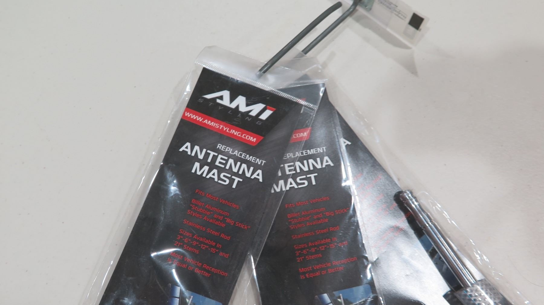 4206P All Sales 4206P The Big Stick Universal Antenna