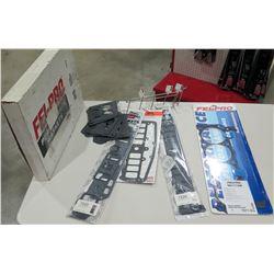Multiple Fel-Pro 1215 Intake Manifold Gaskets, Edelbrock Gaskets, etc