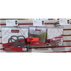 Multiple Edelbrock 6999 Gaskets, 8036 Throttle Bracket, 9680 Head Bushing