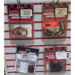 MSD Ignition Universal Installation Harness, Stripper Crimper, etc