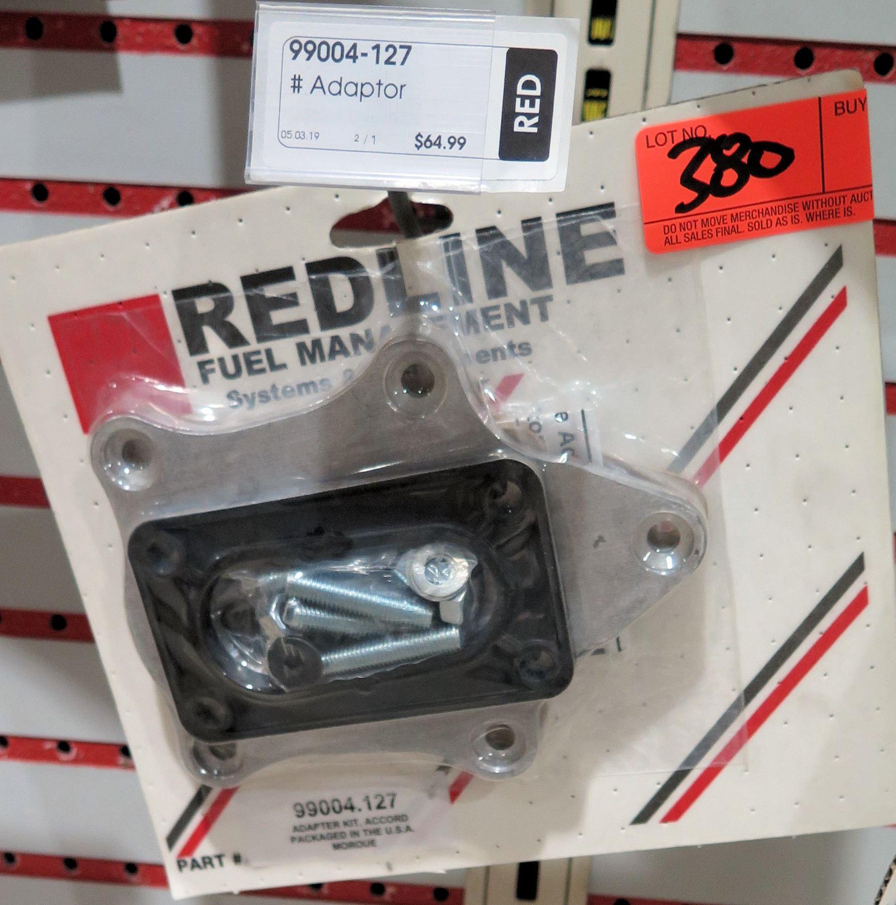 Redline Adapter Honda CVCC to DGV