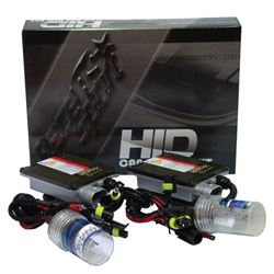 HID CanBus Kit R/S H13-3-6K-G1-Canbus Bi-Xenon Lights