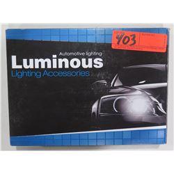Luminous Automotive Lighting 9007 Bi-Xenon Light Kit