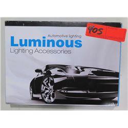 Luminous Automotive Lighting H3 6K Light Kit
