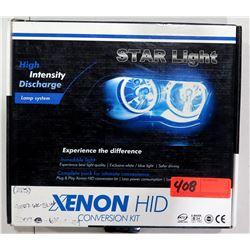 Star Light 9007 H/L 6000K Xenon HID Conversion Kit