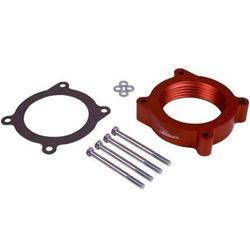 Qty 2 Power Aid 400-633 AirAid Throttle Body Spacer (09-10 F150 4.6L), Retail $149 each