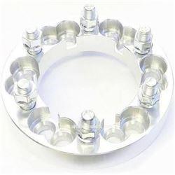 """Qty 4 Dual Pattern Wheel Adapaters 1.25"""" WA65506135-6550B 6x5.50/6x135 to 6x5.50 $224/set"""