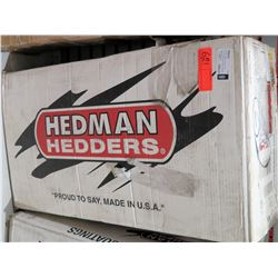 Hedman Headers 99410 Painted Full Length Headers 80-83 Jeep 2.5L - $176/retail