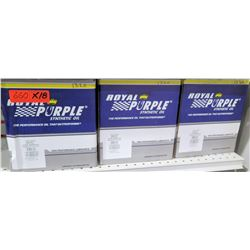 Qty 18 (3 Cases) Royal Purple 01320 Max ATF Automatic Transmission Fluid – over $270