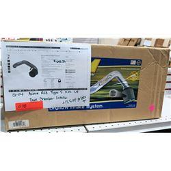 AEM 21-6106C Gunmetal  Dual Chamber Intake 02-04-Acura RSX 18.5Hp gain $335/retail