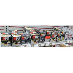 Multiple K&N Oil Filters - Performance Gold & Pro Series, Misc Sizes – over $500