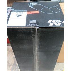 K&N 71-4519 Blackhawk Performance Air Intake System (10-15 Camaro SS 6.2L) $339/retail