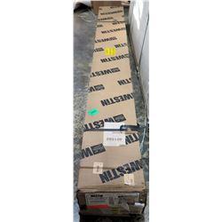 Westin 21-23245  Pro Traxx 4 Ov 07-19 Tundra Dbl Cab al Tube Step Bar Black Powder coat - $236/retai
