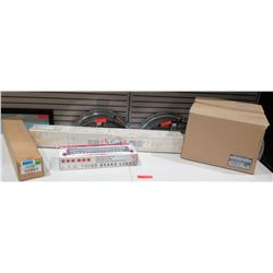 Qty 4 Spectre 9030 Air Intake (15-16 Colorado), Westin 34-0440 Billet Grille Insert, LED 3rd brake l