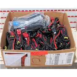 Box Multiple Misc Max-40A Wire Connectors for HID conversion kits