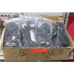 Box Multiple Misc Control Wire Harness for H4 HID conversion kits