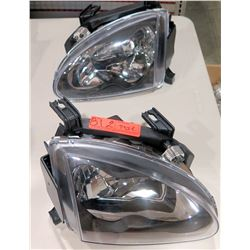 Set of IPCW CWS740B2 – 93-97 Honda Del Sol Headlights