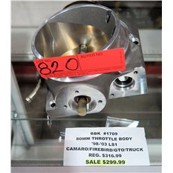 BBK 1709 80mm Throttle Body 98-03 Camaro, Firebird, Retail $359