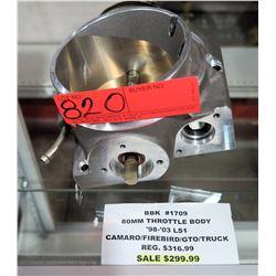 BBK 1709 80mm Throttle Body 98-03 Camaro, Firebird, Retail $359