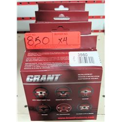 Qty 4 Grant 3560 Standard Steering Wheel Installation Kit 86-94 Nissan