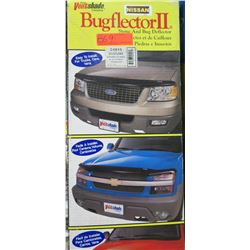 Auto Ventshade 24815 Bugflector II Stone & Bug Deflector 99-03 Suzuki Grand Vitara/Vitara