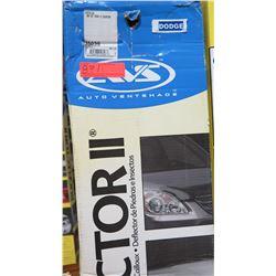 Auto Ventshade 25039 Bugflector II Stone & Bug Deflector 08-10 Town & Country