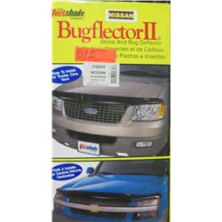 Auto Ventshade 24804 Bugflector II Stone & Bug Deflector 02-03 Xterra