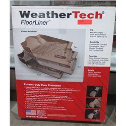Weather Tech 444001 Front Floor Liner 12-14 Toyota Camry
