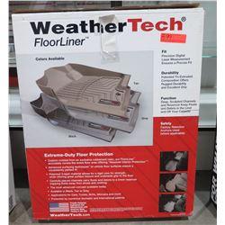 Weather Tech 445732 Rear Floor Liner 14-15 Jeep Wrangler