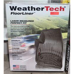 Weather Tech 4411913 Rear Floor Liner 18-19 Nissan Kicks