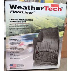 Weather Tech 4411911 Front Floor Liner 08 Escape, Mariner