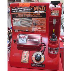 MSD Persuader MSD Spark vs Conventional Spark Display