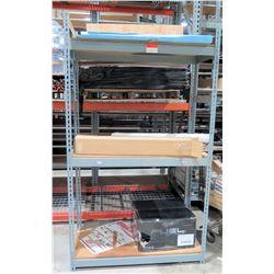 "Metal Warehouse Adjustable Shelf 24"" x 48 x 84"""
