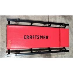 Craftsman Padded Mechanic's Creeper w/ 6 Casters