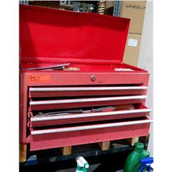 Craftsman Mechanics Toolbox w/ Multiple Misc Tools - Screwdrivers, Sockets, etc