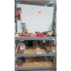 "Metal Warehouse Adjustable Shelf ONLY 24"" x 48 x 84"""