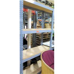 "Metal Warehouse Adjustable Shelf 48"" x 28"" x 84"""