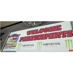 Ron's 2010 Cruise Night Banner